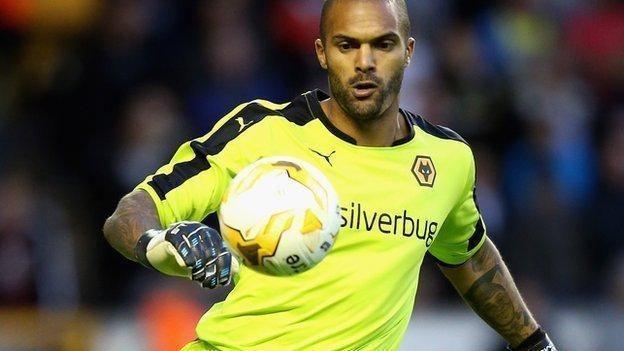Carl Ikeme Carl Ikeme Wolves goalkeeper in Nigeria squad BBC Sport