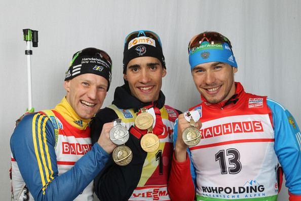 Carl Johan Bergman Carl Johan Bergman Photos Photos IBU Biathlon World Championships