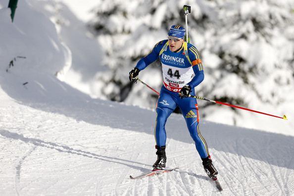 Carl Johan Bergman Carl Johan Bergman Photos Photos FIS World Cup Biathlon Mens