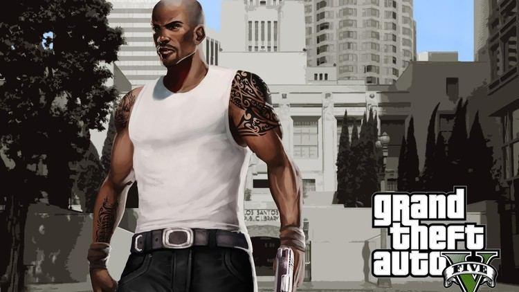 Carl Johnson (Grand Theft Auto) Grand Theft Auto Grand Theft Auto V Carl Johnson wallpaper