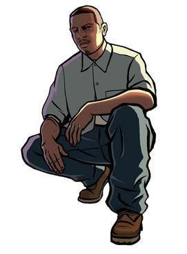 Carl Johnson (Grand Theft Auto) Carl Johnson Grand Theft Auto Wikipedia