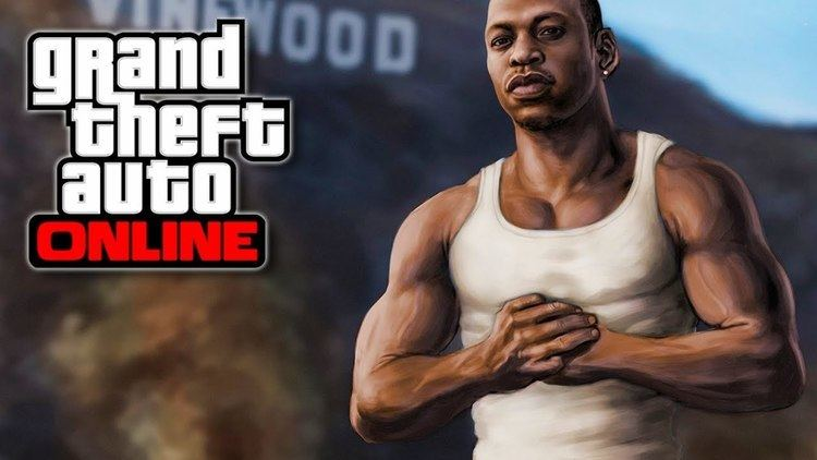 Carl Johnson (Grand Theft Auto) GTA 5 Online How To Make quotCARL JOHNSONquot From San Andreas In GTA