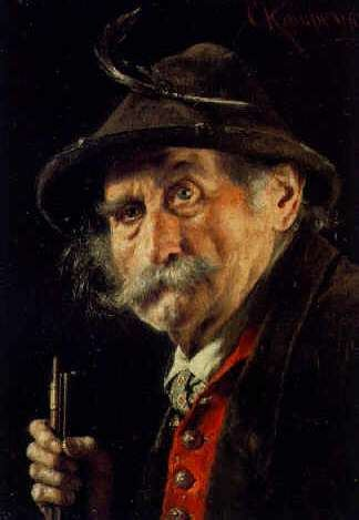 Carl Kronberger Carl Kronberger Works on Sale at Auction Biography