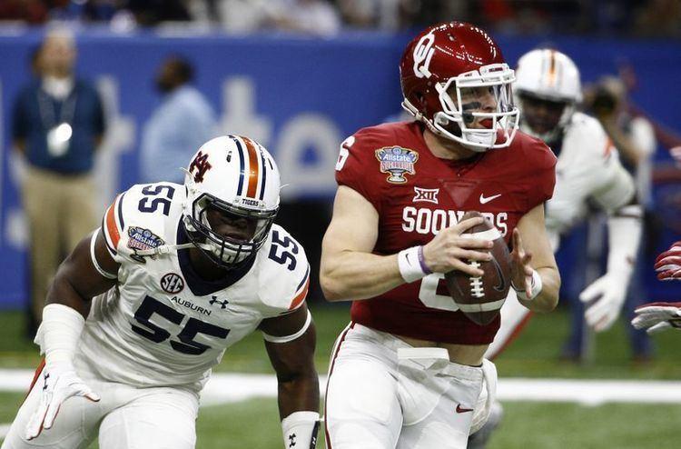Carl Lawson (American football) Auburn defensive end Carl Lawson declares for NFL Draft
