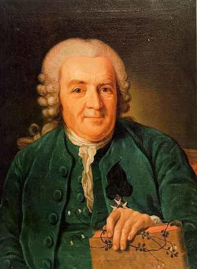 Carl Linnaeus Carl Linnaeus Father of Taxonomy The Flower Expert