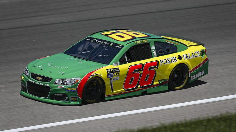 Carl Long Carl Long finds out NASCAR not so high on sponsor Autoweek