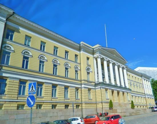 Carl Ludvig Engel Government Palace 1822 by architect Carl Ludvig Engel Picture of