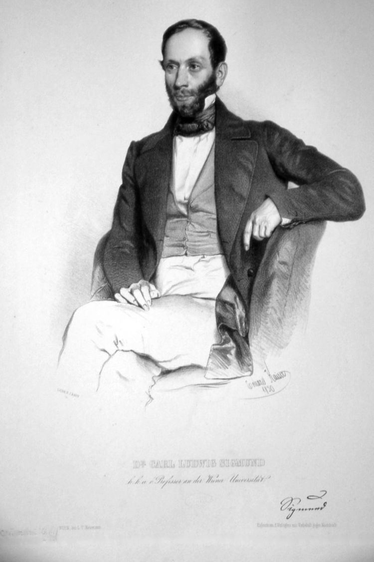 Carl Ludwig Sigmund Carl Ludwig Sigmund Wikipedia
