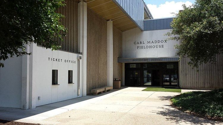 Carl Maddox Field House