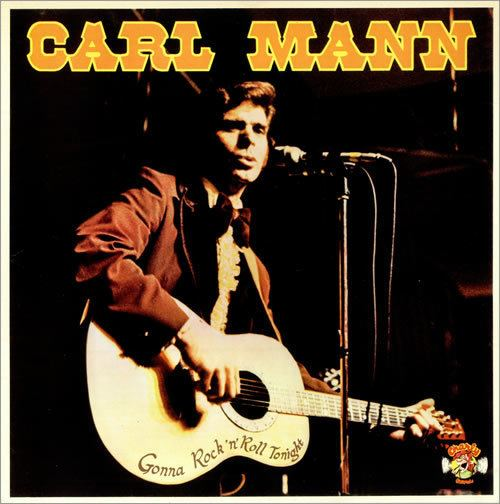 Carl Mann Carl Mann Tennessee Rockabilly