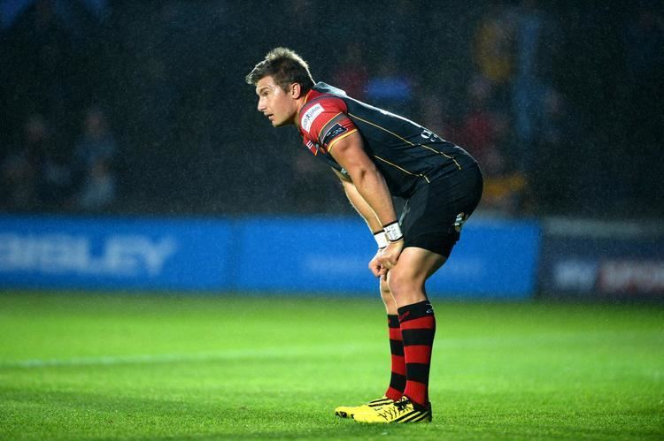 Carl Meyer (rugby player) Carl Meyer Ive come on leaps and bounds as a Dragons fulltimer