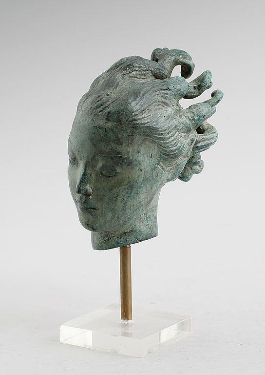 Carl Milles CARL MILLES skulptur brons museikopia 1900talets