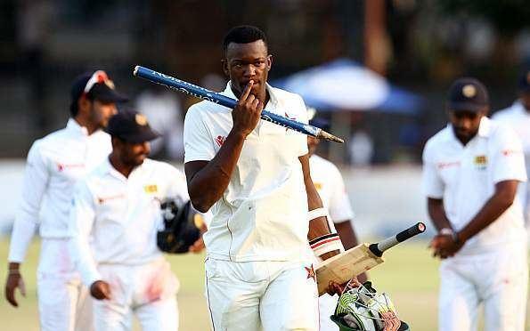 Carl Mumba Carl Mumba named in Zimbabwe squad for triseries Cricbuzzcom
