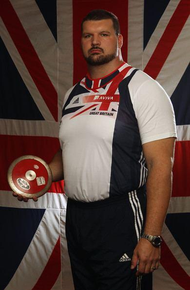 Carl Myerscough Carl Myerscough Photos Aviva UK Athletics Preperation