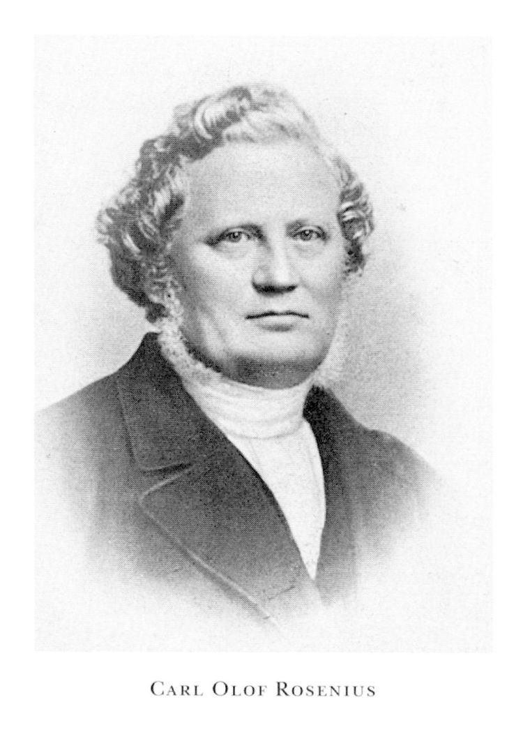 Carl Olof Rosenius Carl Olof Rosenius Svenskt Biografiskt Lexikon