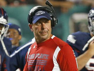 Carl Pelini FAU coach resigns after drug accusations wptvcom