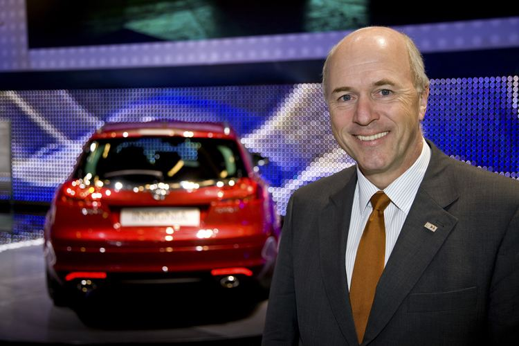Carl-Peter Forster GM Europe Head Resigns Over Opel Sale Decision