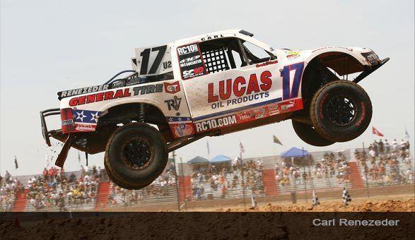 Carl Renezeder Renezeder to Debut New Pro4 at Las Vegas Motor Speedway