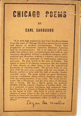 Carl Sandburg bibliography