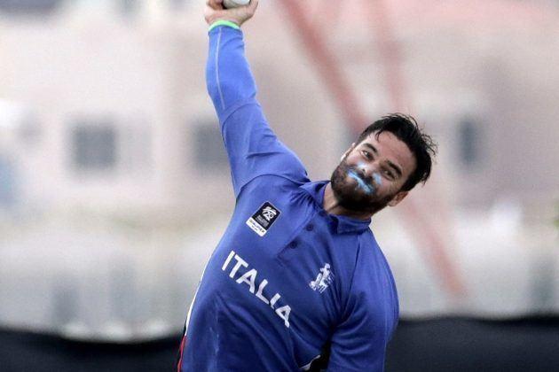 Carl Sandri Sandri heroics deliver victory for Italy ICC Cricket