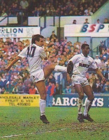Carl Shutt Leeds United FC History