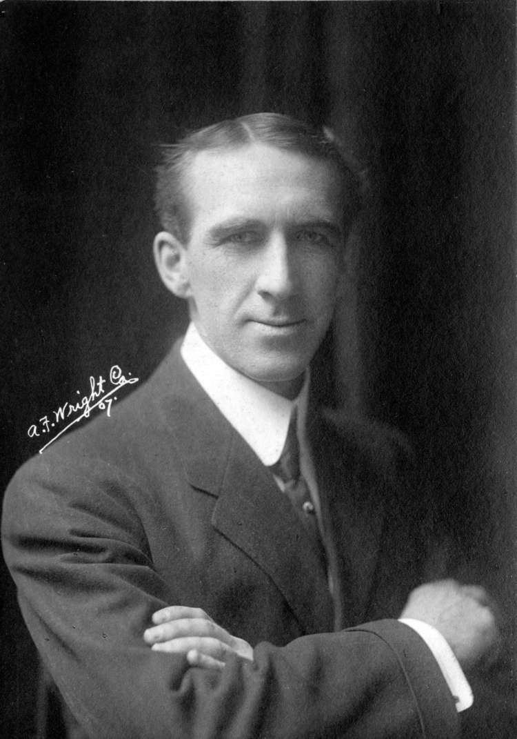 Carl Stockdale Signed portrait from fellow actor Carl Stockdale to Mr and Mrs