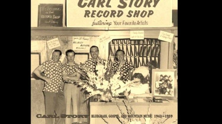 Carl Story Carl Story Cabin in Glory YouTube