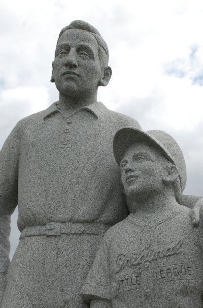 Carl Stotz The Sporting Statues Project Carl Stotz Little League