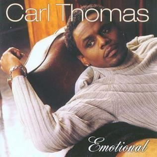 Carl Thomas (singer) Emotional Carl Thomas album Wikipedia