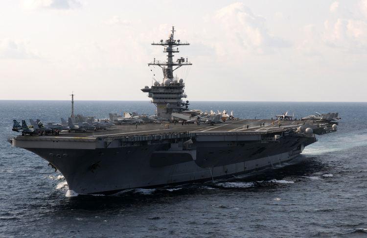 Carl Vinson USS Carl Vinson Awarded 2011 Battle quotEquot