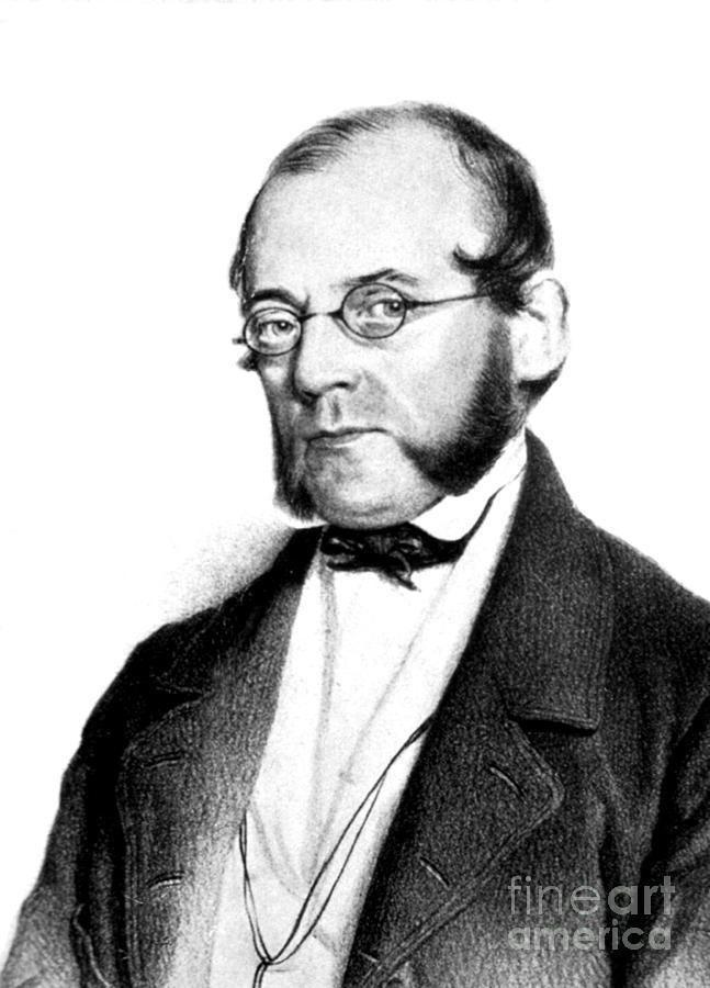Carl von Rokitansky Carl Von Rokitansky Austrian by Science Source