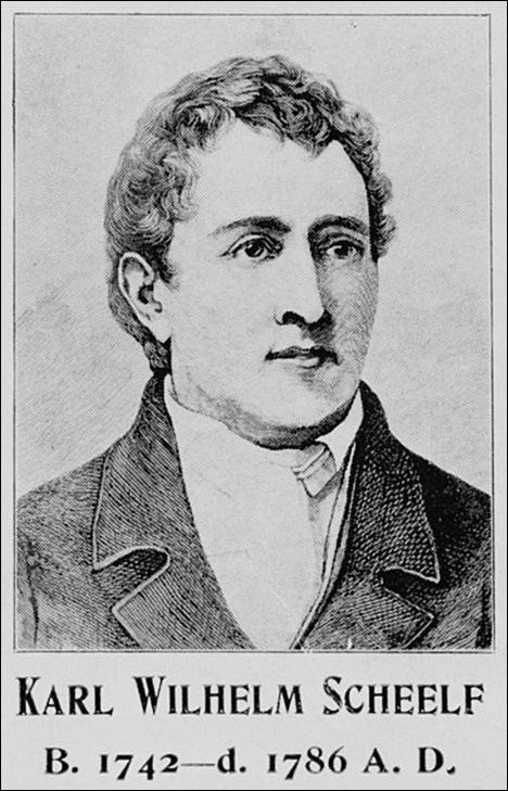 Carl Wilhelm Scheele Carl Wilhelm Scheele 1742 1786 Qmico sueco