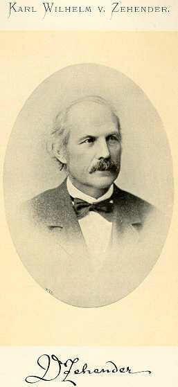 Carl Wilhelm von Zehender