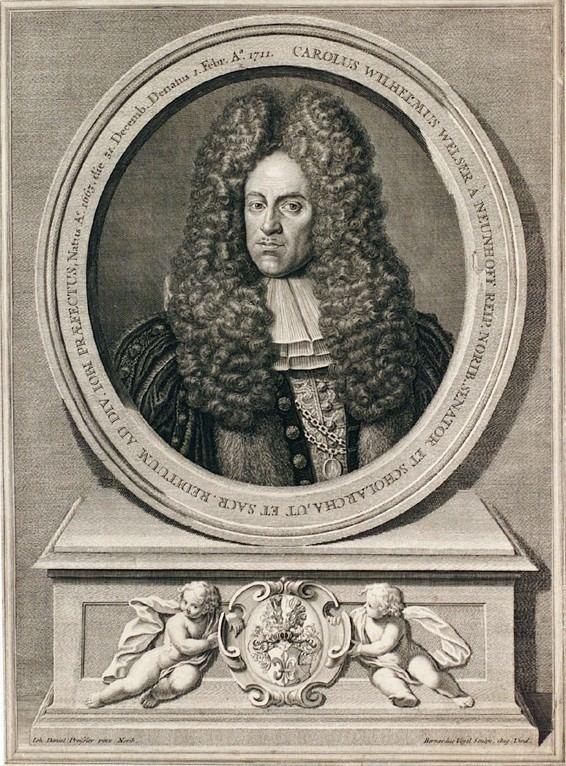 Carl Wilhelm Welser von Neunhof