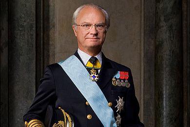 Carl XVI Gustaf of Sweden News Regarding His Majesty King Carl XVI Gustaf of Sweden