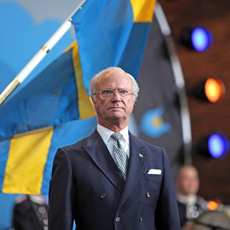 Carl XVI Gustaf of Sweden FileKing Carl XVI Gustaf at National Day 2009jpg