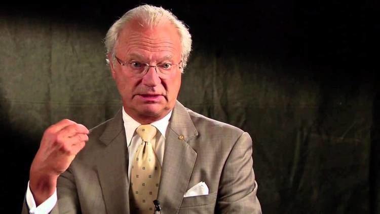 Carl XVI Gustaf of Sweden Carl XVI Gustaf King of Sweden Anyone can Be a Leader