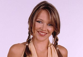 Carla Bonner Carla Bonner as Stephanie Scully Neighbours Neighbours