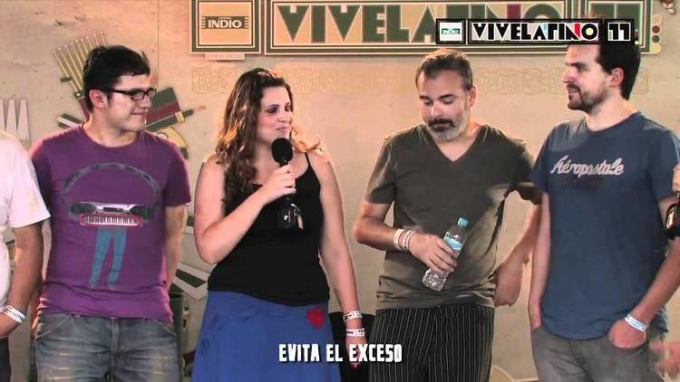 Carla Borghetti IndioTV Vive Latino Carla Borghetti YouTube