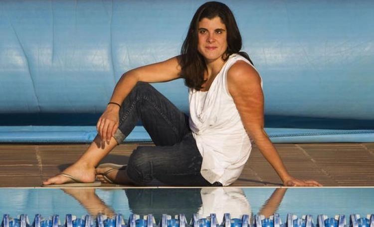 Carla Casals Carla Casals Sol Trainers Paralmpicos Fundacin ONCE