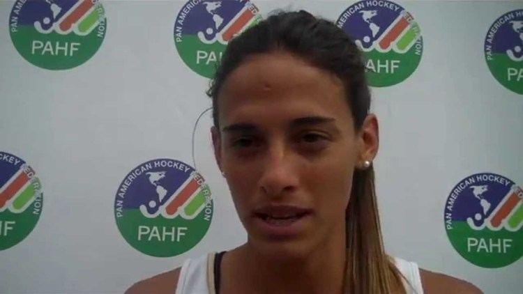 Carla Dupuy South American ODESUR Games 2014 0315 W Carla DUPUY ARG Player