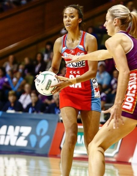 Carla Dziwoki Topic Missing finals for another year unacceptable NSW