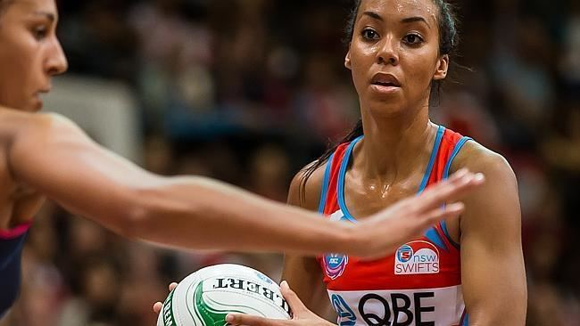 Carla Dziwoki Melbourne Vixens sign NSW Swifts attacker Carla Dziwoki