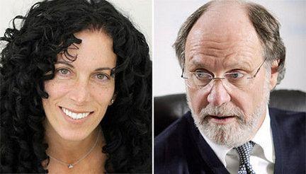 Carla Katz Legal saga of Jon Corzine and Carla Katz emails NJcom