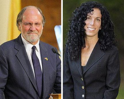 Carla Katz Secret emails between Jon Corzine and Carla Katz revealed