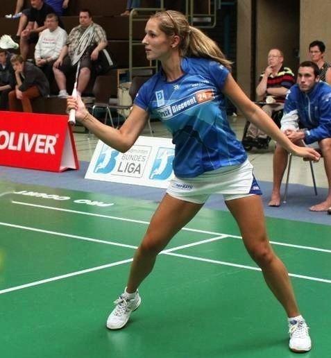 Carla Nelte Carla Nelte fr Super Series Turnier nominiert OLIVER Sport