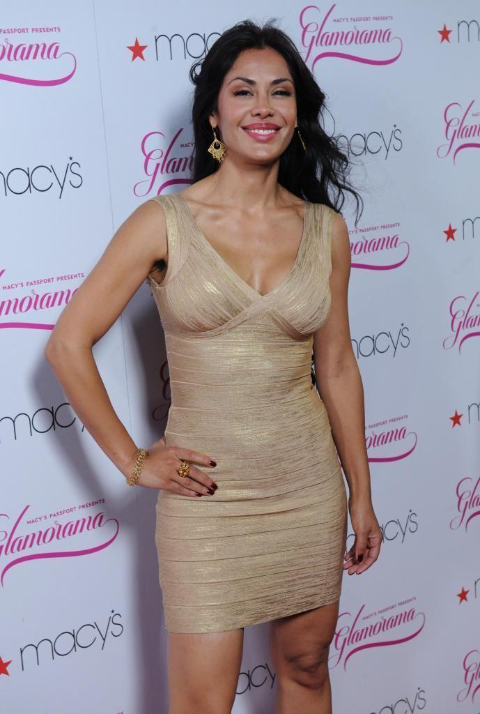 Carla Ortiz Actress Carla Ortiz attends Macy39s Passport Glamorama at