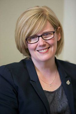 Carla Qualtrough Blind cabinet minister promises Canadas first national