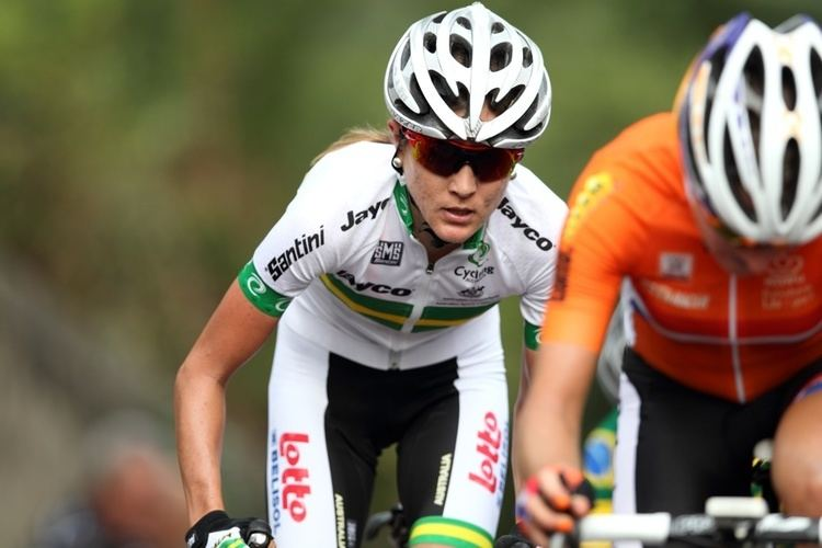 Carlee Taylor Get to Know Carlee Taylor ORICASCOTT GreenEDGE Cycling