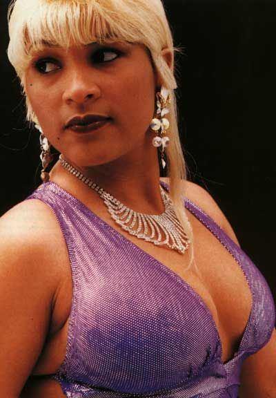 Carlene Smith Dancehall Queen Carlene celebrates birthday